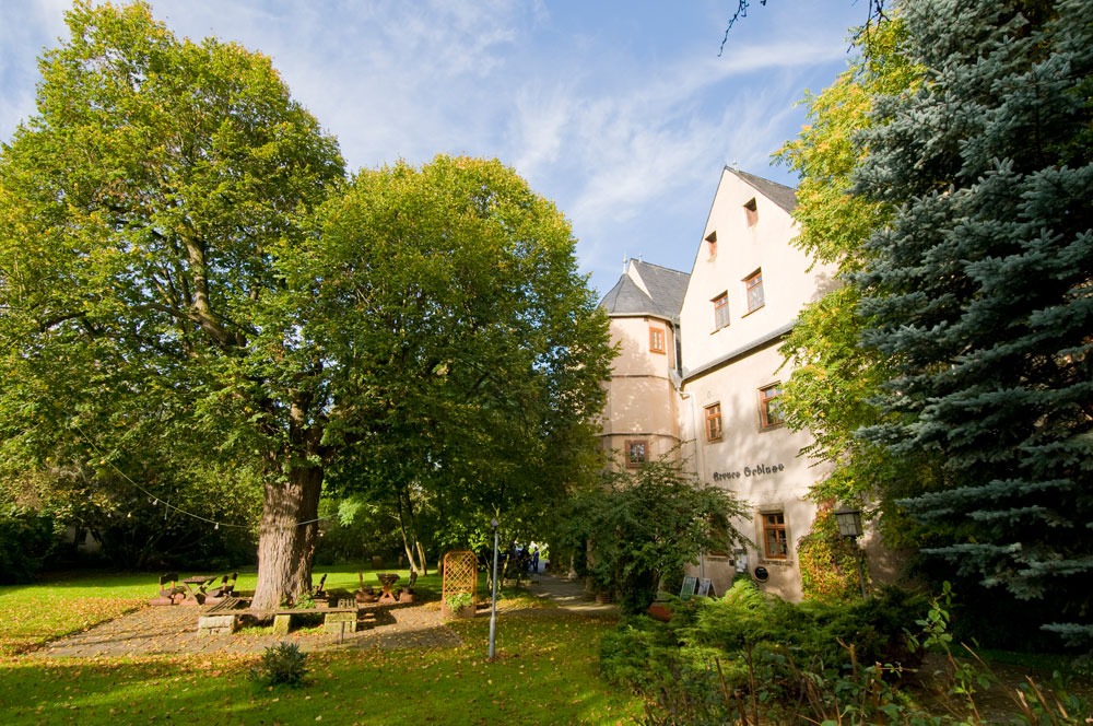 Foto: Nationalpark Partner, Graues Schloss Mihla
