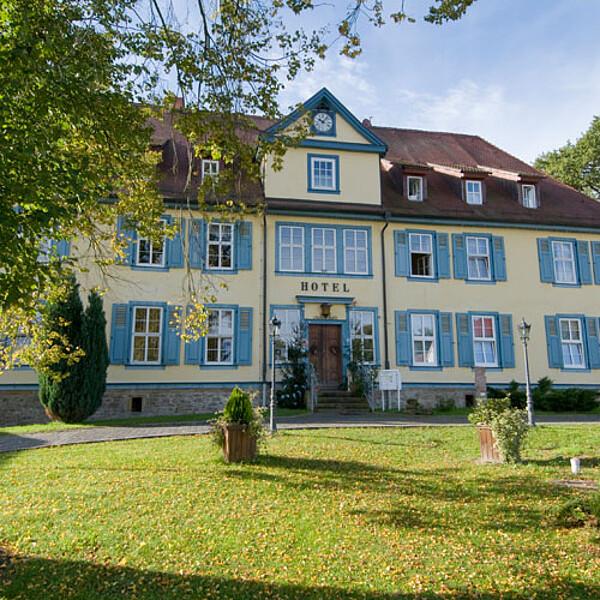 Foto: Herrenhaus Hütscheroda, Nationalpark-Partner